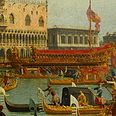 Canaletto - Bucentaur's return to the pier by the Palazzo Ducale - Google Art Project-x2-y1.jpg