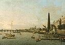 Темза в Вестминстере