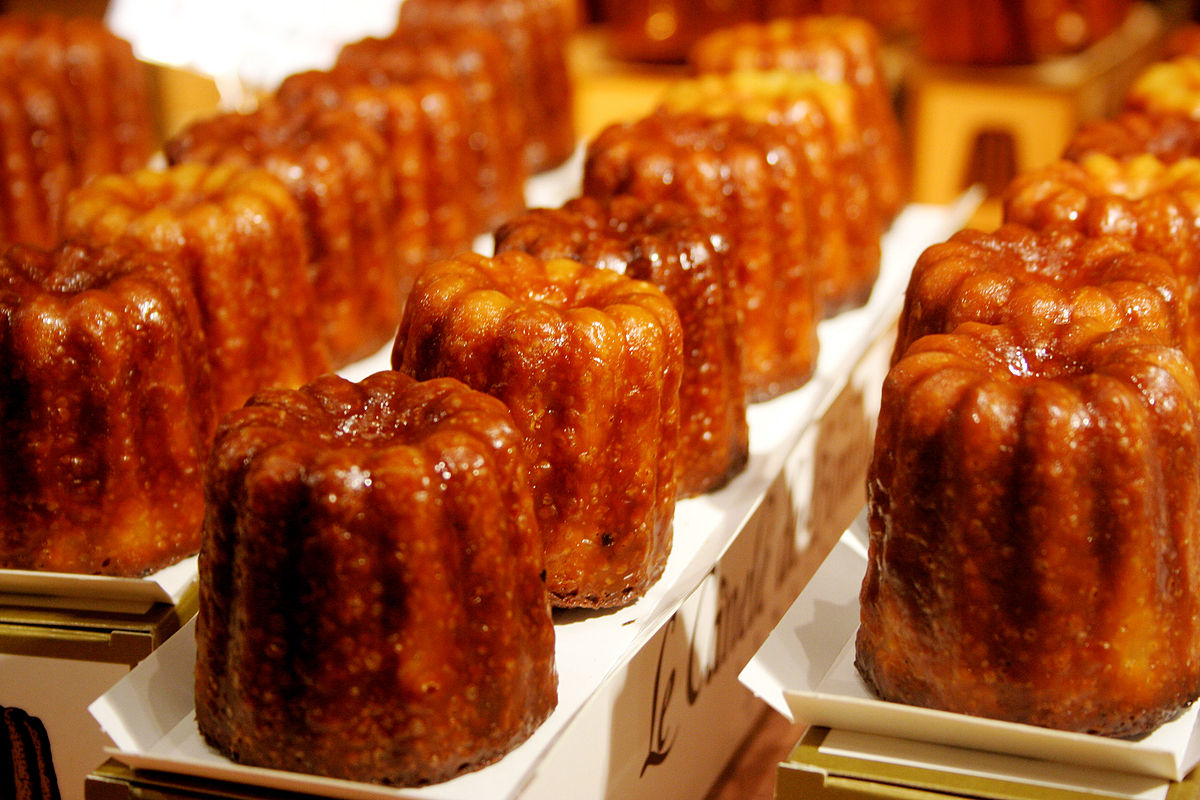 cannele de bordeaux