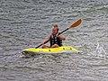Canoeing at Broadstairs Kent England 1.jpg