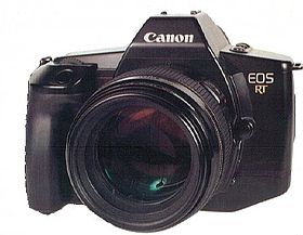 Image illustrative de l'article Canon EOS RT