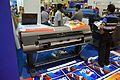 Canon imagePROGRAF iPF8300 - Pigment Inkjet Printer - MediaExpo 2013 - Milan Mela Complex - Kolkata 2013-04-27 6464.JPG