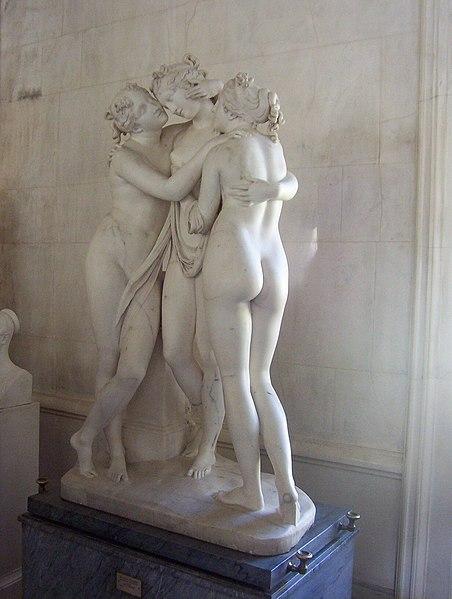 Archivo: Canova Le Tre Grazie Ermitage.jpg