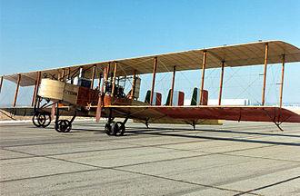 Caproni Ca.3 - Caproni Ca.36 at USAF Museum