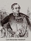 Carl Alexander Heideloff