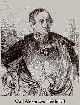 Carl Alexander von Heideloff