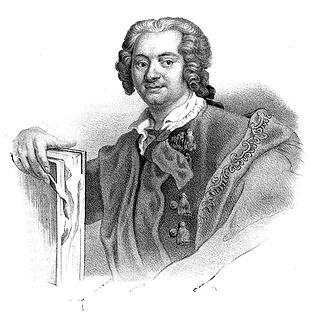 Carl Hårleman Swedish architect