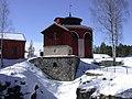 Carl IX shaft, Sala Silver mine, Sala, Sweden.JPG