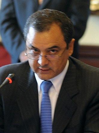 Cabinet of Peru - Image: Carlos Oliva
