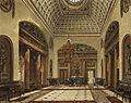 Carlton House, Entrance Hall, by Charles Wild, 1819 - royal coll 922171 313728 ORI 1.jpg