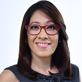 2019 Salvadoran presidential election - Image: Carmen Aída Lazo