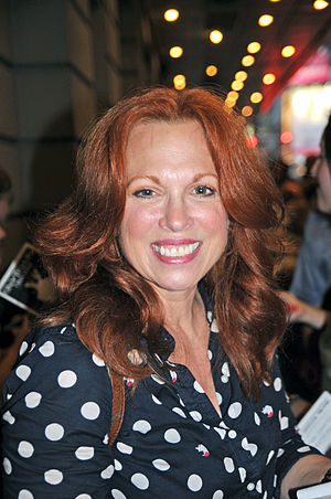 Carolee Carmello - Carolee Carmello at the 2015 Broadway production of Finding Neverland.