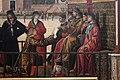Carpaccio, storie di s.orsola 01 Arrivo degli ambasciatori inglesi alla corte del re di Bretagna, 1495 circa, 10.JPG