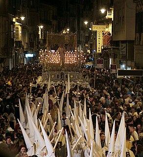 Holy Week in Málaga