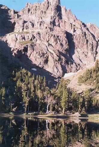 Carson–Iceberg Wilderness - Image: Carson