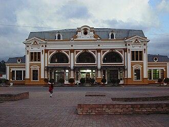 Chiquinquirá - Image: Casa de la Cultura Chiquinquira