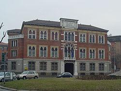 Casa di riposo Giuseppe Verdi per musicisti