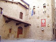 Casa di Dante in Florenz (Quelle: Wikimedia)