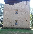 Casatorre, Fortezza collinare di Szigeterdő, 2018 Dombóvár.jpg