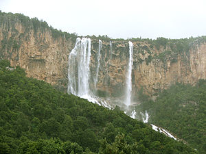 Ulassai - The Cascades of Lequarci, Ulassai