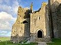 Cashel Cathedral, Rock of Cashel, Caiseal, Éire (31650778787).jpg