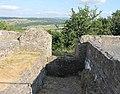 Castell Dolforwyn - Dolforwyn Castle, Powys, Cymru (Wales) 43.jpg