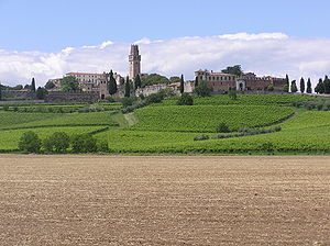 Susegana - Image: Castello di San Salvatore