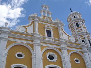 Cathedral of Ciudad Bolivar