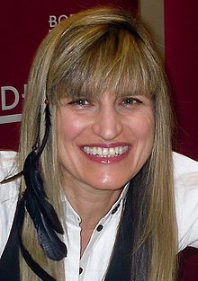 Catherine Hardwicke & Madison (cropped).JPG