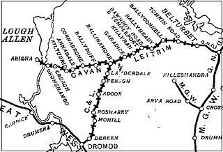 Cavan and Leitrim Railway defunct 3-foot gauge railway in Ireland