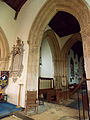Caythorpe St Vincent - Crossing tower arch B.jpg