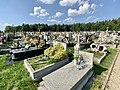 Cemetery in Przeginia, Poland, 2019, 04.jpg
