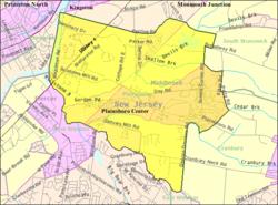 Plainsboro Nj Zip Code Map Plainsboro Township, New Jersey   Wikipedia