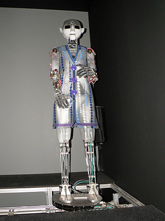 Copernicus Science Centre - The Robotic Theatre
