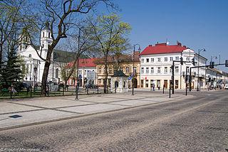 Place in Podlaskie Voivodeship, Poland