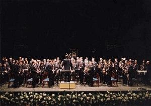 Teatro Nacional Cervantes - The stage in the María Guerrero Salon.