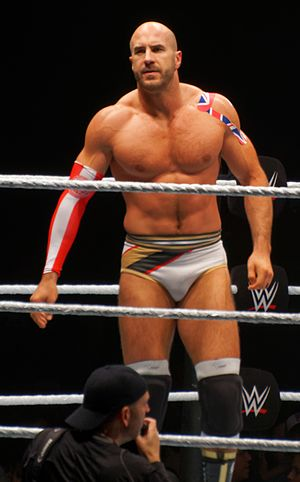 Cesaro (wrestler) - Cesaro in September 2016