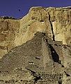 Chaco Canyon - Taaqa 'man' at Pueblo Bonita.jpg