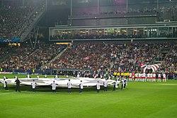 Championsleague Qualifikation Play off FC Salzburg gegen Malmö FF 16