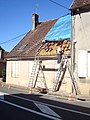 Champlemy Main Street - Roofing - panoramio.jpg