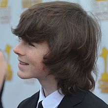 Chandler Riggs 40th Saturn Awards (cropped).jpg