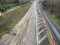 Chantier Construction Tramway IdF Ligne 10 Avenue Claude Trébignaud - Clamart (FR92) - 2021-01-03 - 3.jpg