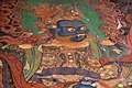 Chapel housing the burial chorten of the 10th Panchen Lama, Tashilhunpo Monastery, Shigatse, Tibet (7).jpg