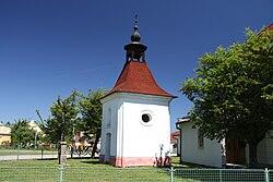 Chapel in Dynin village in 2011 (1).JPG