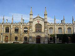 Chapel of Corpus Christi College, Cambridge - 20100915