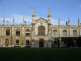 Gamani Corea - Dr. Gamani Corea attended both the Universities of Oxford and Cambridge. He studied at Corpus Christi College, Cambridge and was an Honorary Fellow of the College.