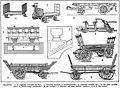 Chariots - carts, wagons etc. - Public domain illustration from Larousse du XXème siècle 1932.jpg