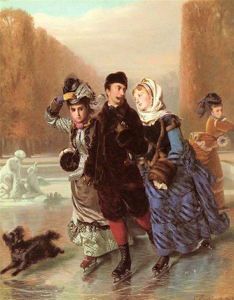 File:Charles Edouard Boutibonne La Préférée.jpg