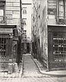 Charles Marville, Rue Jacinthe, de la rue Galande, ca. 1853–70.jpg