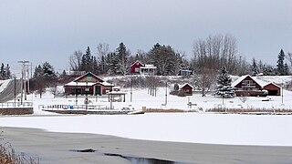 Charlton and Dack Municipality in Ontario, Canada